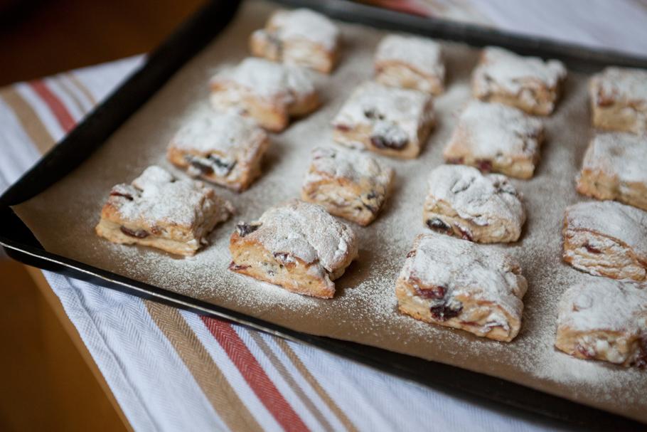 Stollen Bites | The Sweetest Brunch